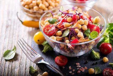Dieta vegana: econutrizione