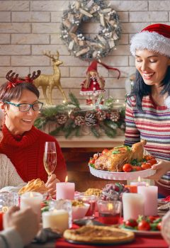 Alimentazione durante le feste, attenzione all'acidosi!